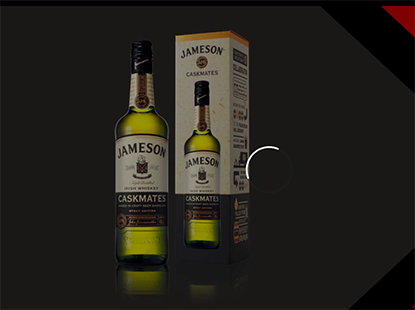 Jameson Irish Whiskey