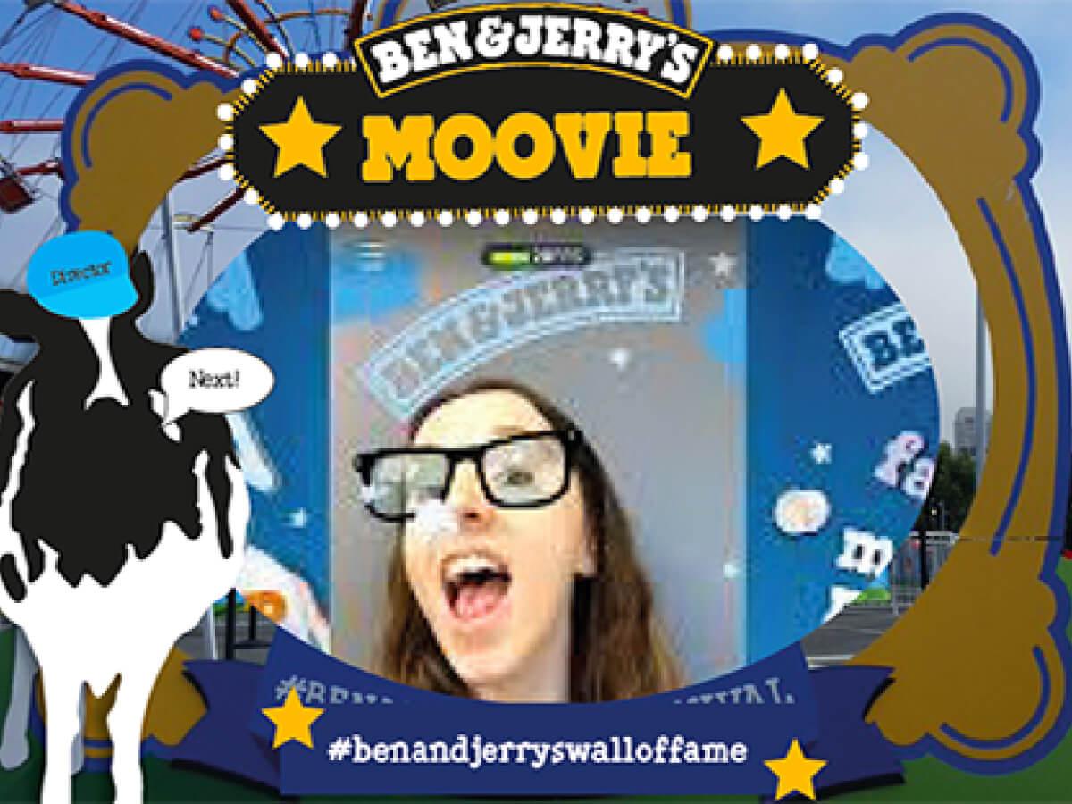 Ben & Jerry's - Enjoy the Moovie